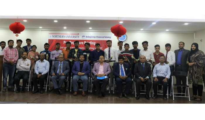 NUB Students got 100% Chinese Govt. Scholarship