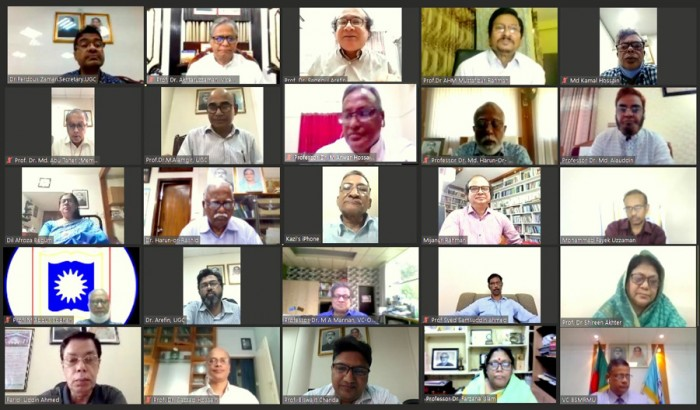 পাবলিক বিশ্ববিদ্যালয়ে ভর্তি পরীক্ষার বিষয়ে সিদ্ধান্ত শনিবার