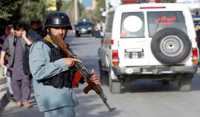 আফগানিস্তানে কোচিং সেন্টারে আত্মঘাতী হামলায় নিহত ৪৮