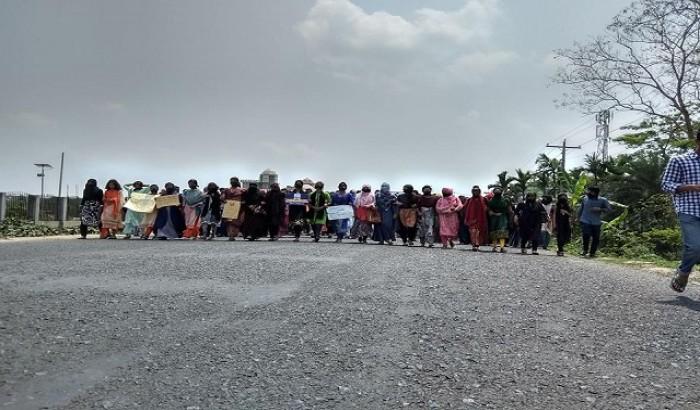 ভিসি পদত্যাগ না করা পর্যন্ত আন্দোলনের ঘোষণা শিক্ষার্থীদের