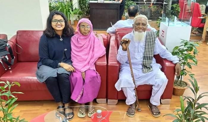 'আবদুস সামাদ আজাদীর ইচ্ছে পূরণ হোক-এইটুকুই চাই আমরা'