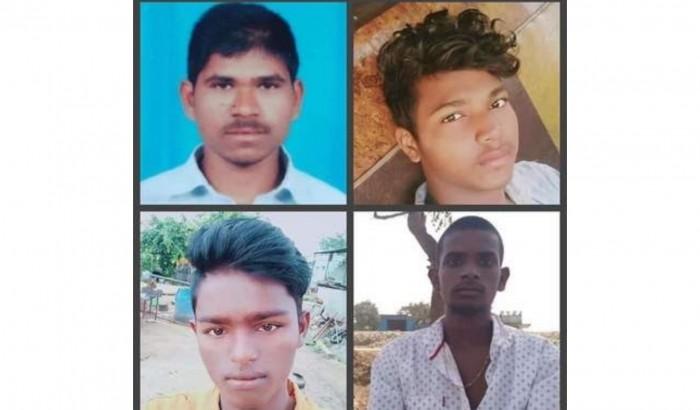 ভারতে চার ধর্ষক ক্রসফায়ারে নিহত