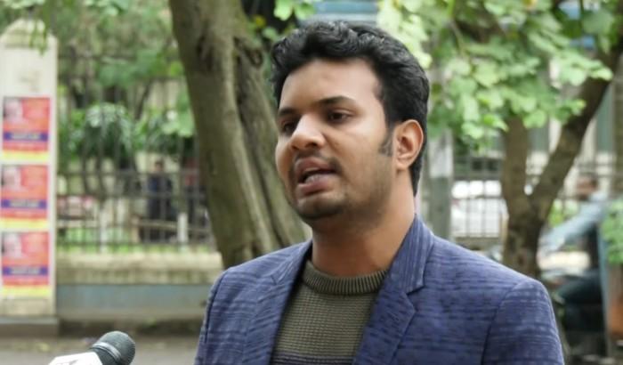 """''পূজার দিন নির্বাচন হবে না-এটাই সাইন্স' সাদ্দামের থিউরি প্রমাণিত"""""""