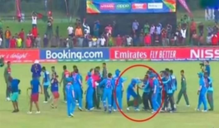 অশোভন আচরণ : নিষিদ্ধ বাংলাদেশ-ভারতের ৫ ক্রিকেটার