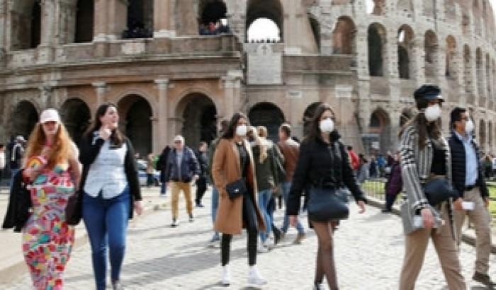করোনায় নতুন মৃত্যুপুরী ইতালি, সব স্কুল বন্ধ ঘোষণা