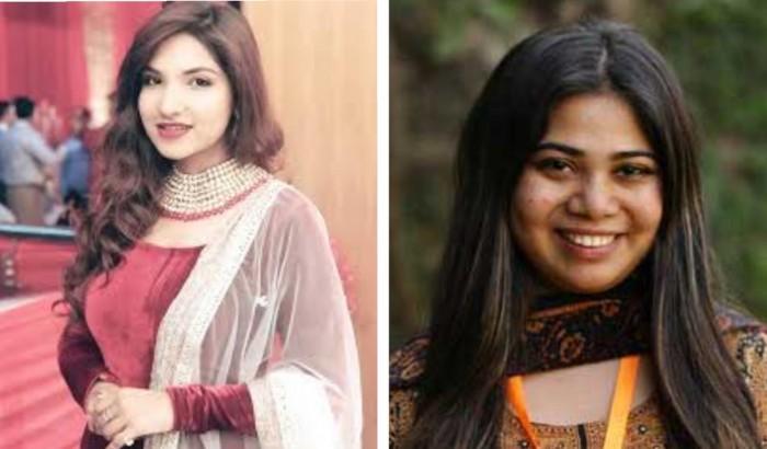 ফোর্বসের তালিকায় রাবা খান ও ইশরাত