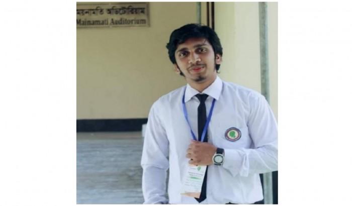 বিদ্যুৎস্পৃষ্ট হয়ে কুমিল্লা বিশ্ববিদ্যালয় শিক্ষার্থীর মৃত্যু