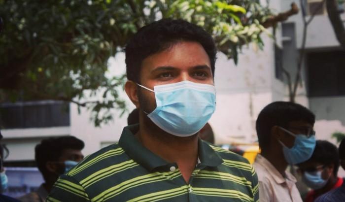 (ধর্ষণকারী ও সহযোগীদের) বিষদাঁত ভেঙে দিবে ঢাকা বিশ্ববিদ্যালয়: সাদ্দাম