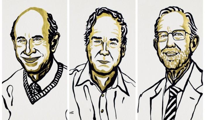 চিকিৎসায় নোবেল পেলেন তিন বিজ্ঞানী