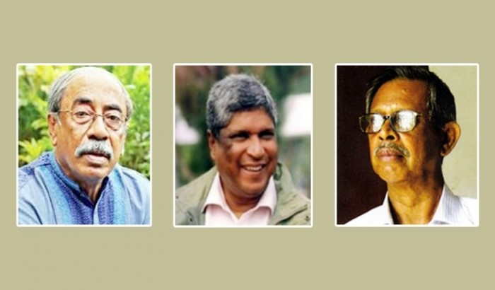 বাংলা একাডেমির তিন পুরস্কার পাচ্ছেন যারা