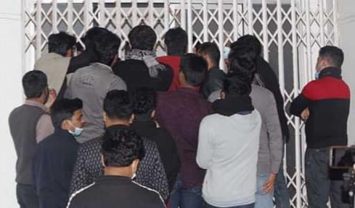 হাবিপ্রবিতে ভিসির 'সাড়া' না পেয়ে অবস্থান কর্মসূচিতে ছাত্রলীগ