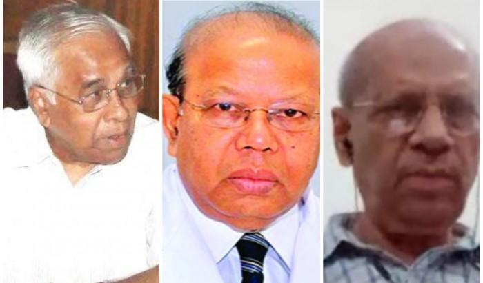 তিন বিশিষ্টজনকে জাতীয় অধ্যাপক নিয়োগ দিল সরকার