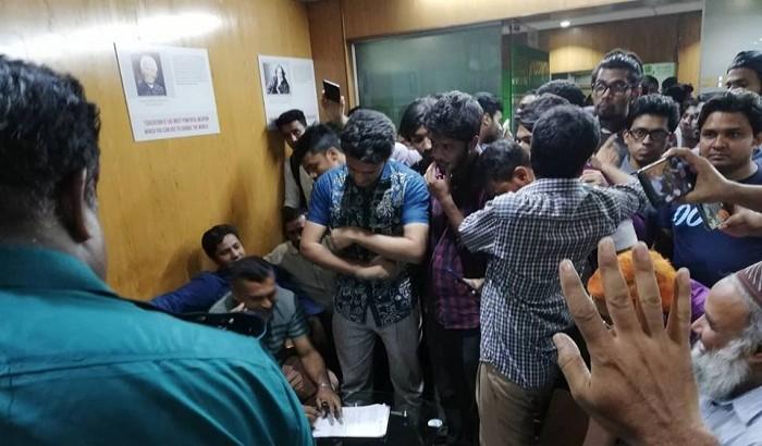 শিক্ষার্থী নাজেহালে এবার 'জাবালে নূর' পরিবহন