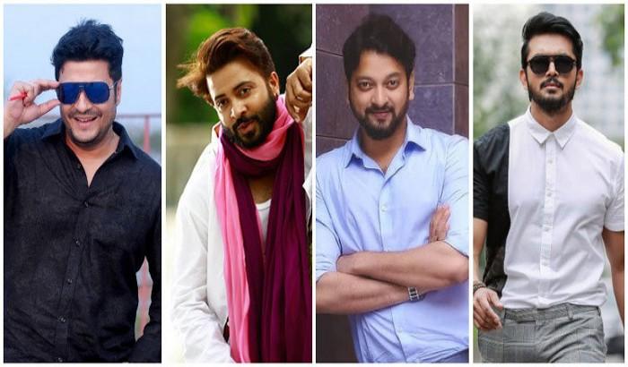 জাতীয় চলচ্চিত্র পুরস্কার জিতলেন চার নায়ক