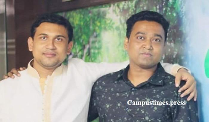 ডাকসুর ভিপি-জিএস পদে লড়বেন শোভন-রাব্বানী