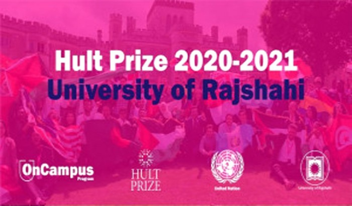 Hult Prize Organizing Committee of RU 2020-21