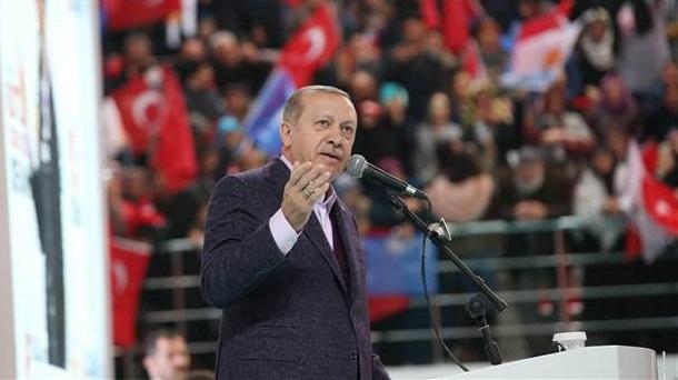 Erdoğan: Israel is a terror state