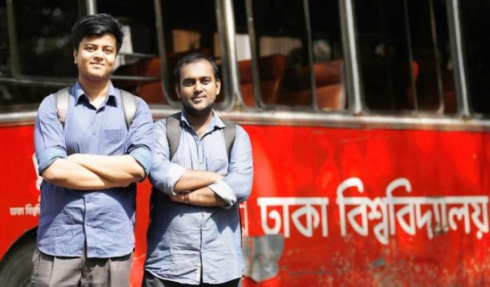 ঢাকা বিশ্ববিদ্যালয় শিক্ষার্থীদের বব্ধু 'মামাবট'