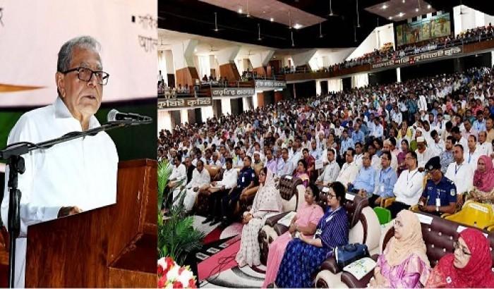 বাংলাদেশ কৃষি বিশ্ববিদ্যালয়ের গৌরবের ৫৭ বছর উদযাপন