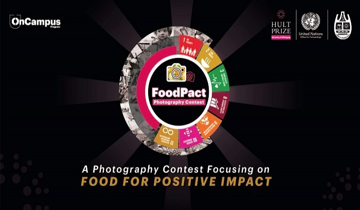 Hult Prize CU organizes 'FoodPact photography Contest'