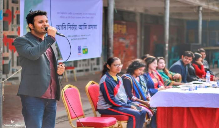 ঢাবিতে সেক্সুয়াল হেরাজমেন্ট কোর্ট গঠন করতে হবে: সাদ্দাম