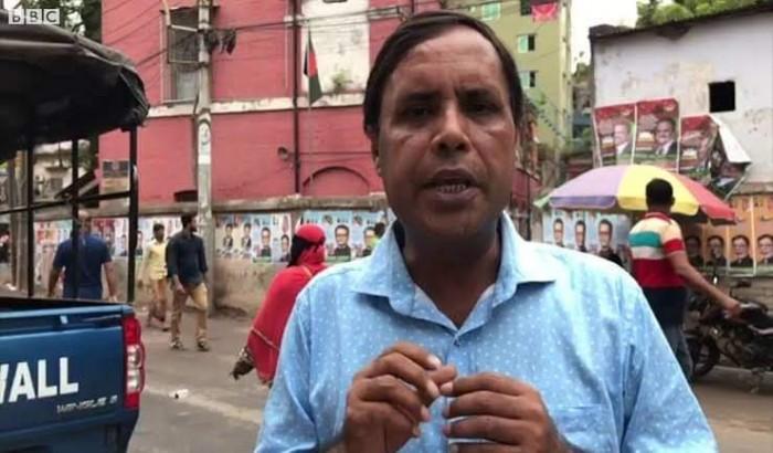 বিবিসি বাংলার কাদির কল্লোল: কণ্ঠ যার তুমুল জনপ্রিয়