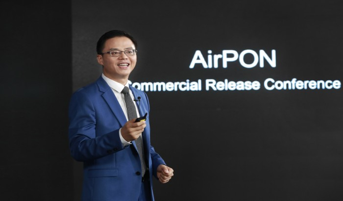Huawei announces commercial release of AirPON