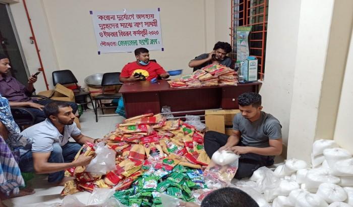 অসহায়দের পাশে 'কোকোকোলা হ্যাপি ক্লাব'