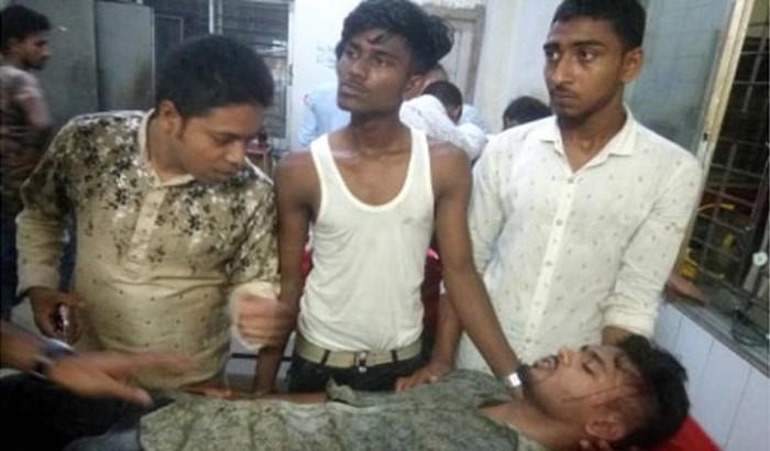 লক্ষ্মীপুরে ছাত্রলীগের দু'গ্রুপে সংঘর্ষে আহত ১০ নেতাকর্মী