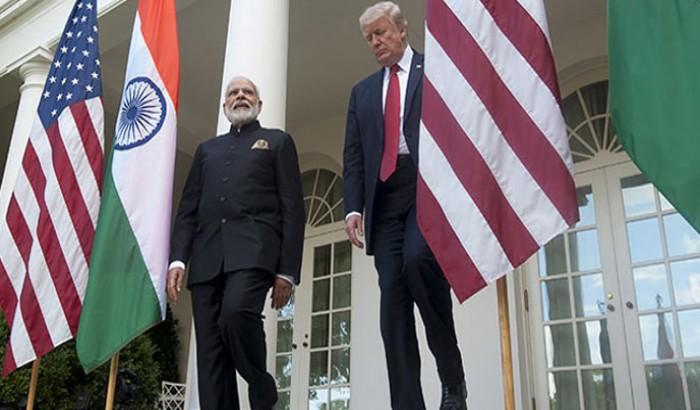 ভারতের বিরুদ্ধে মার্কিন নিষেধাজ্ঞা আসছে