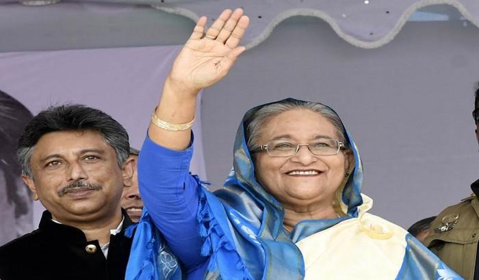 বিডিআর বিদ্রোহে খালেদা-তারেক জড়িত: প্রধানমন্ত্রী