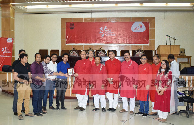 Robi organizes Career Carnival in Chittagong University