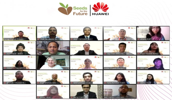 10 Bangladeshi students to receive training from Huawei Headquarters