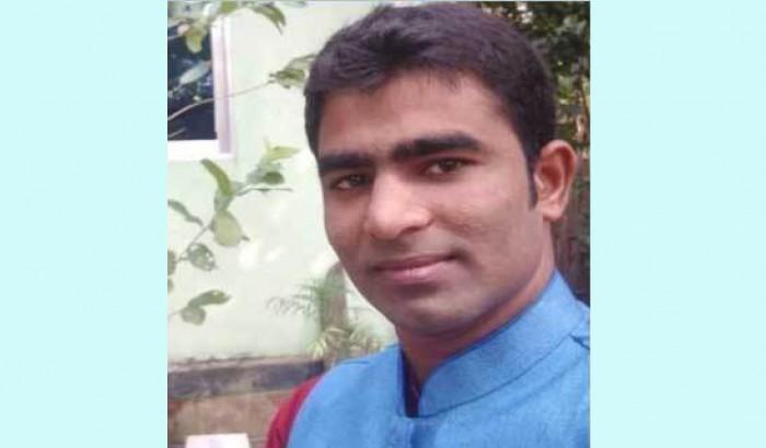 ঢাকা কলেজের শিক্ষার্থী মো. আবদুল্লাহ