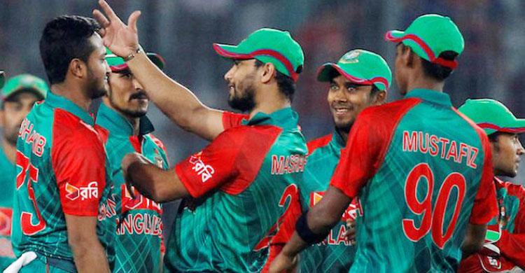শ্রীলংকাকে ১৬৩ রানে পরাজিত করলো বাংলাদেশে