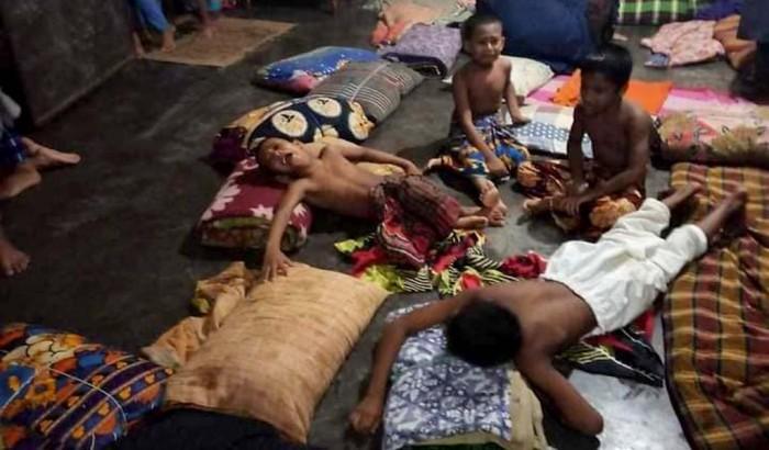 চানাচুর চুরির অভিযোগে মাদ্রাসা শিক্ষকদের নির্যাতনে ২৫ শিশু অসুস্থ