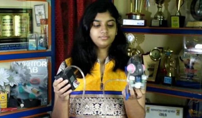 বাঙালি শিক্ষার্থীর তৈরি মাস্ক পেল গুগলের স্বীকৃতি