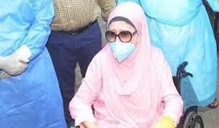 খালেদা জিয়া করোনা আক্রান্ত, জানালো স্বাস্থ্য মন্ত্রণালয়