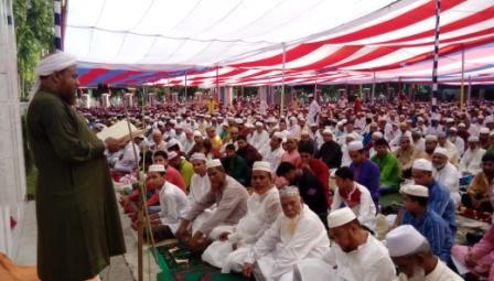 মাদারীপুরের ৫০ গ্রামে ঈদ উদযাপন
