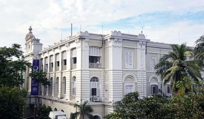 'কলকাতা বিশ্ববিদ্যালয় শুধু নিষ্প্রাণ না, ভূতগ্রস্ত'