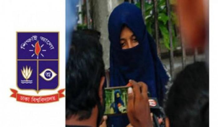 'এখনও অনশনে আছি, অসুস্থ তাই ডিএমসিতে চিকিৎসা নিচ্ছি'