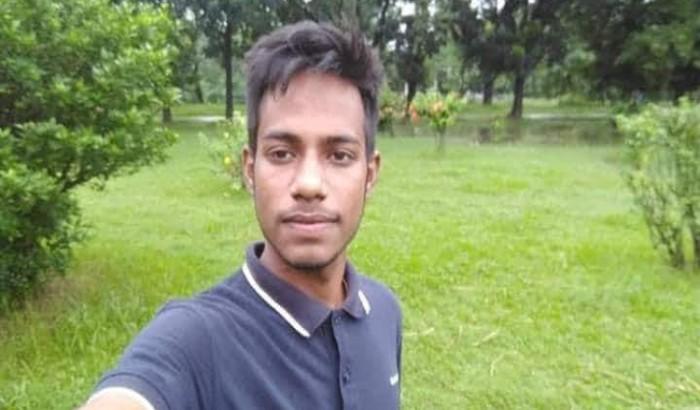 না ফেরার দেশে জগন্নাথ বিশ্ববিদ্যালয়ের শিক্ষার্থী সিরাজুল