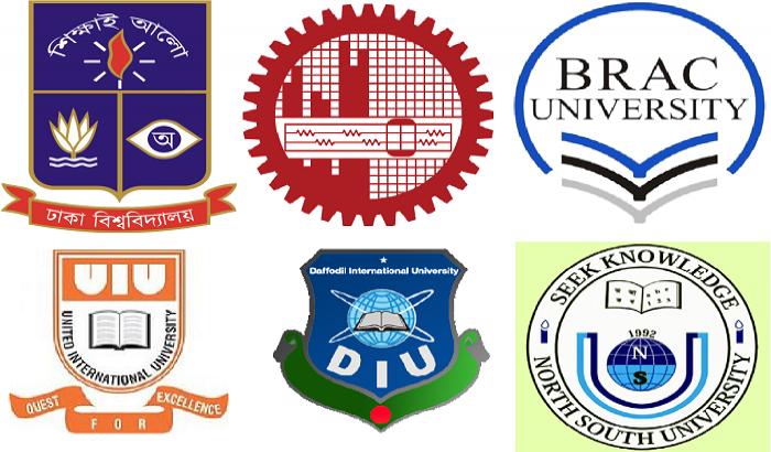 এশিয়ার সেরা ৫০০ বিশ্ববিদ্যালয়ের মাত্র ছয়টি বাংলাদেশে
