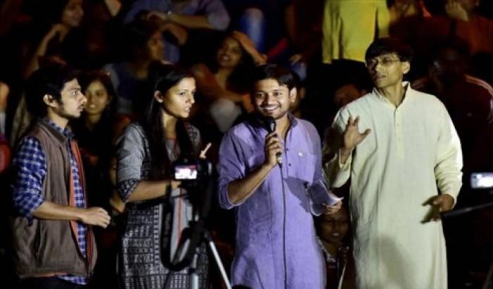 ছাত্রনেতা কানহাইয়া কুমার: রাষ্ট্রদ্রোহী মামলাও যাকে দমাতে পারেনি