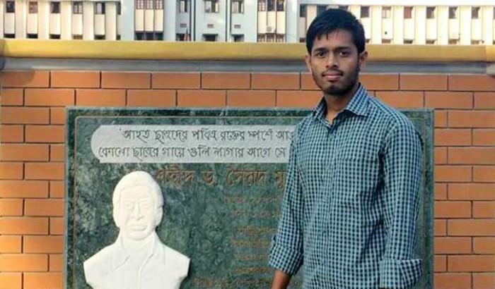 ক্যান্সারের সঙ্গে লড়াইয়ে হেরে গেলেন রাবি ছাত্র নাজমুল