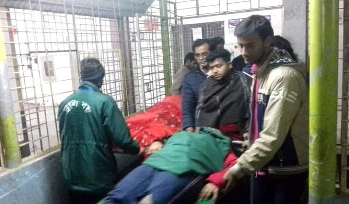 নজরুল বিশ্ববিদ্যালয়ে র্যাগিংয়ের শিকার হয়ে হাসপাতালে ২ শিক্ষার্থী