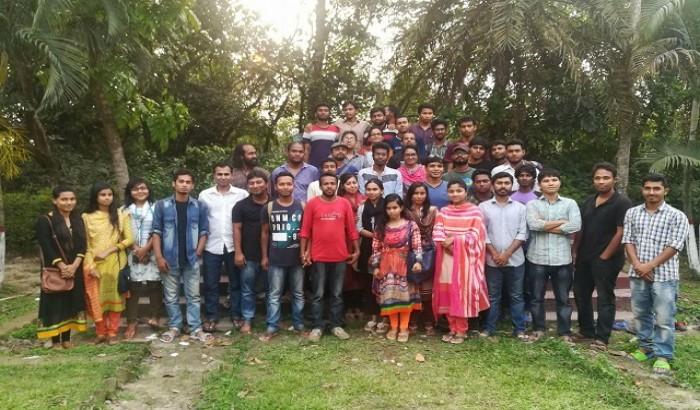 জাককানইবি'তে 'গ্রীন ক্যাম্পাস'র নতুন কমিটি ঘোষণা