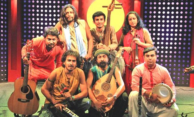 নবীনবরণে বেগম রোকেয়া বিশ্ববিদ্যালয় মাতাবে 'জলের গান'