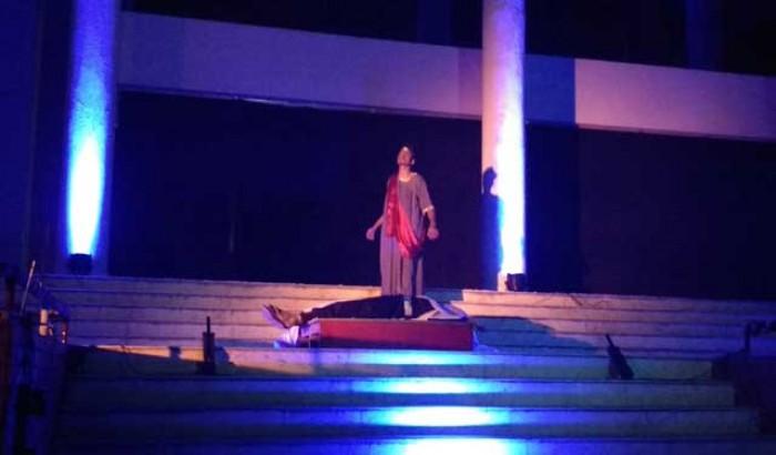 জাককানইবিতে 'রাজা ইদিপাস'