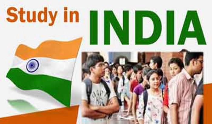 ভারতের ১৫০ শিক্ষা প্রতিষ্ঠানে উচ্চশিক্ষার সুযোগ